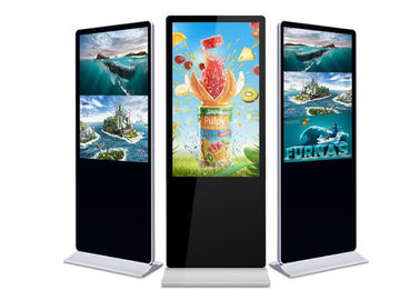 Multifunctional 55 Inch HDMI Port Advertising Digital Signage